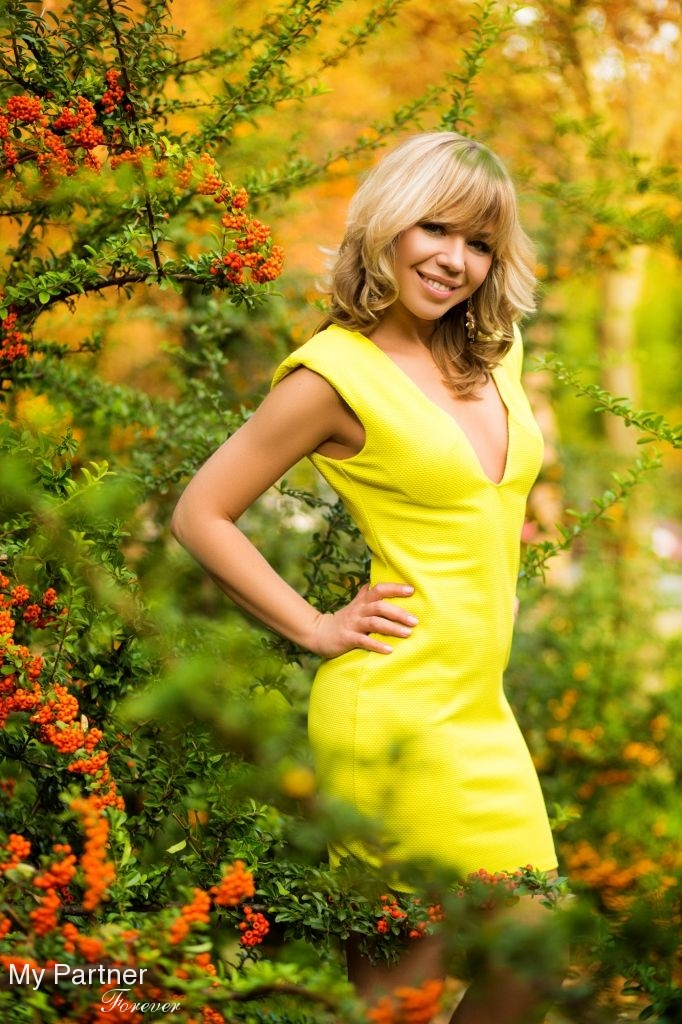 Ukrainian Girl Looking for Men - Oksana from Dniepropetrovsk, Ukraine