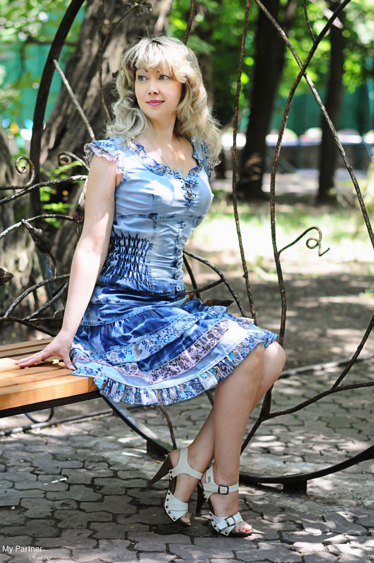Ukraine Brides - Nellya From Mariupol, Ukraine-5285